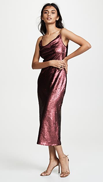 Keepsake Миди-платье с блестками No Signs