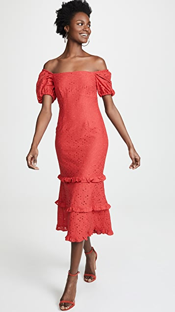 Keepsake Кружевное платье Higher