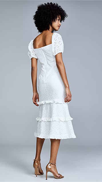 Keepsake Higher Lace Dress