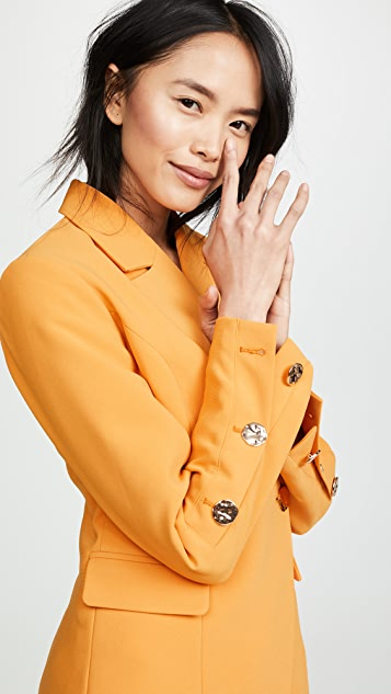 Keepsake Follower Blazer - Orange