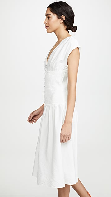 Keepsake Миди-платье Secure