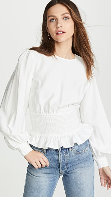 Keepsake Secure Top - Ivory