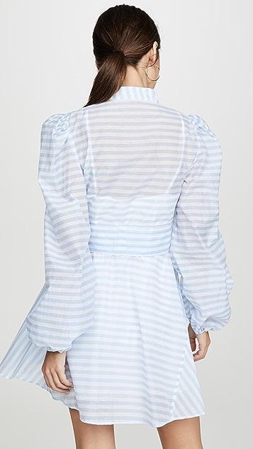 Keepsake Guardian Long Sleeve Mini Dress
