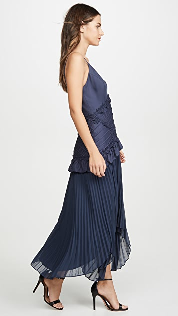 Keepsake Mindful Midi Dress