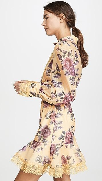 Keepsake Мини-платье Atomic