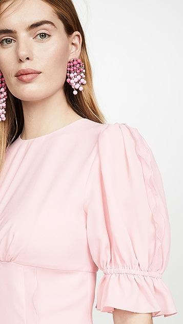 Keepsake Мини-платье Beloved