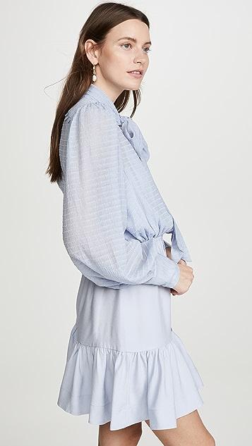 Keepsake Мини-платье New Look с длинными рукавами