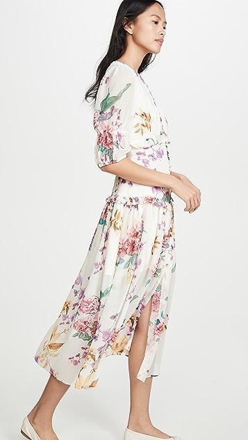 Keepsake Миди-платье About Us