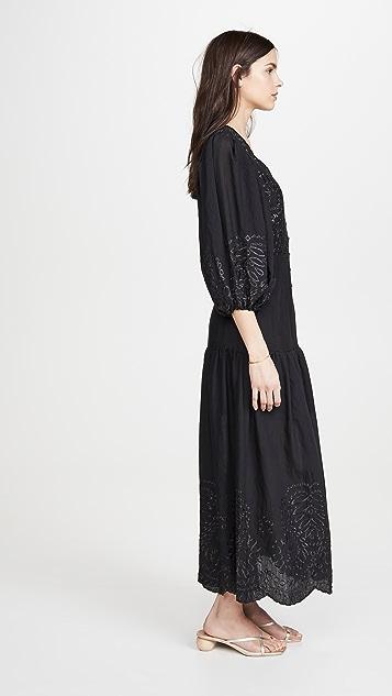 Keepsake Without Me Midi Dress