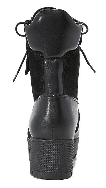 KENDALL + KYLIE Phoenix Combat Boots