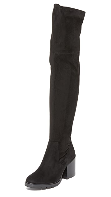 502b8ab785b KENDALL + KYLIE Sawyer Over the Knee Boots