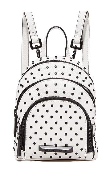 KENDALL + KYLIE Sloane Studded Nano Backpack