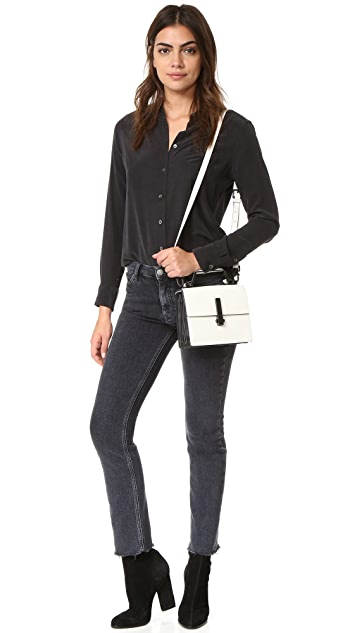 KENDALL + KYLIE Minato Mini Top Handle Bag