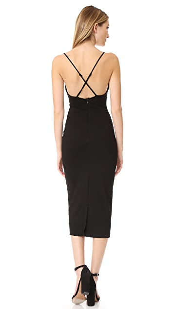 6bd3eaf142 ... KENDALL + KYLIE Bralette Bodycon Dress ...