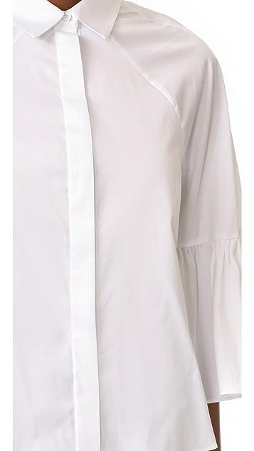 KENDALL + KYLIE Bell Sleeve Top