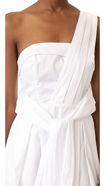 KENDALL + KYLIE Sleeve Wrap Dress