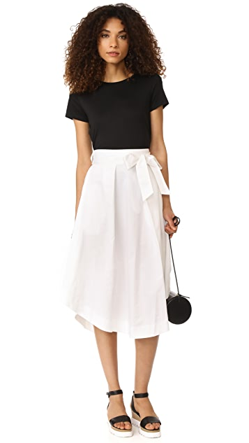 KENDALL + KYLIE Swing Skirt