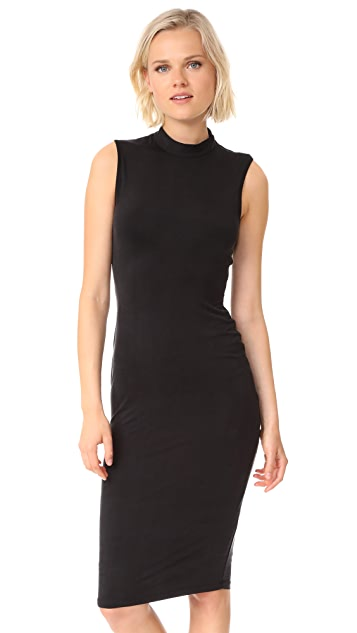 KENDALL + KYLIE Twisted Body Con Dress