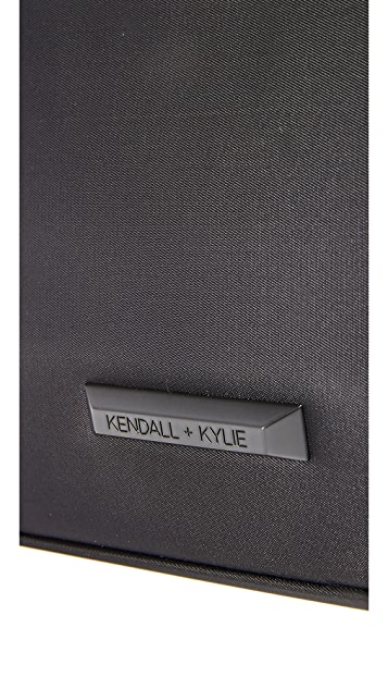 KENDALL + KYLIE Lucy Nylon Box Bag