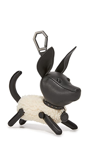 KENDALL + KYLIE Sophie Sherpa Dog Charm