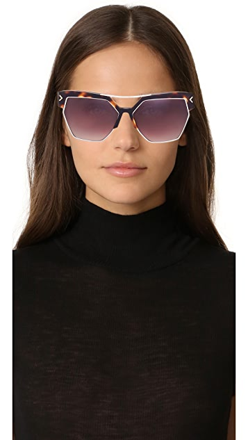 KENDALL + KYLIE Melrose Sunglasses
