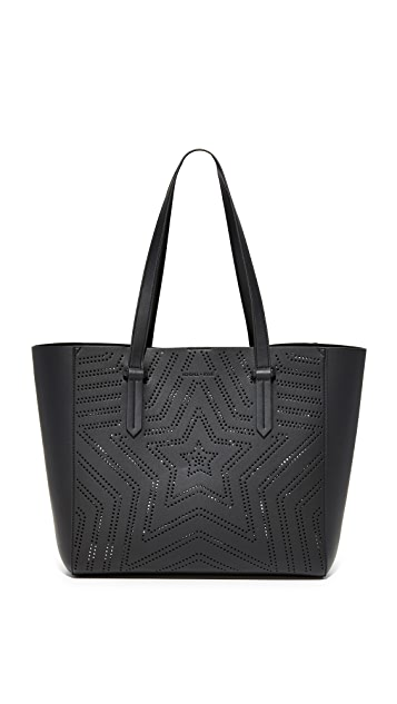 KENDALL + KYLIE Shelly Star Tote