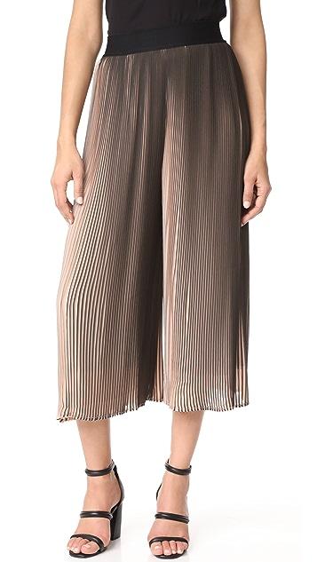 KENDALL + KYLIE Pleated Pants