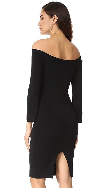KENDALL + KYLIE Off Shoulder Dress
