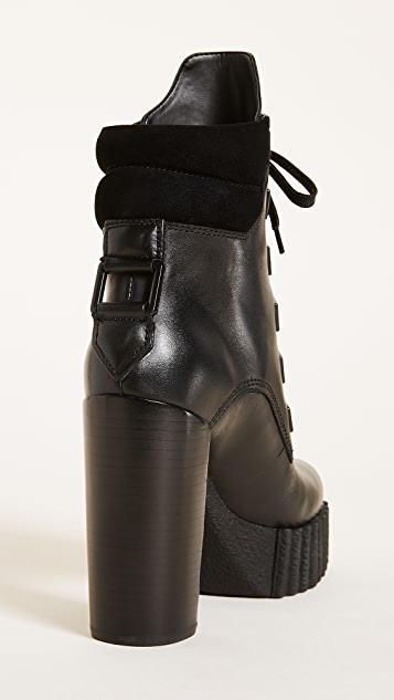 KENDALL + KYLIE Coty Platform Booties