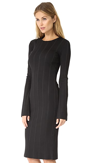 KENDALL + KYLIE Long Sleeve Dress