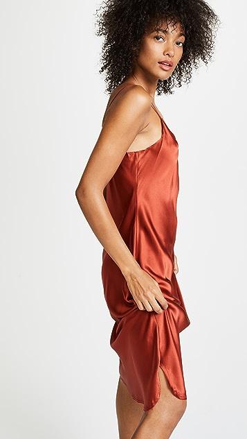 KENDALL + KYLIE Silk Slip Dress