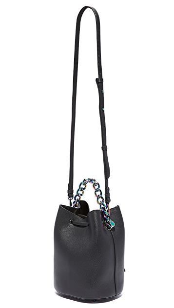 600d173e7aff ... KENDALL + KYLIE Ladie Mini Bucket Bag ...