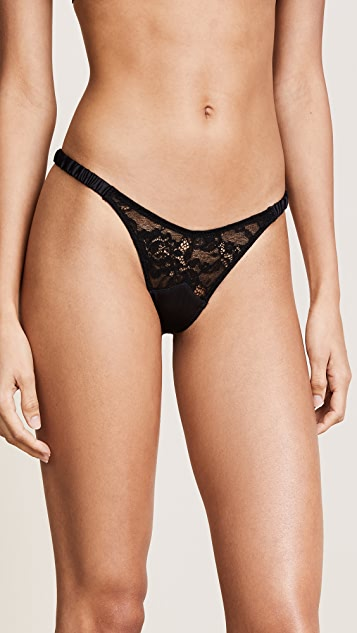 00a242924e1 KENDALL + KYLIE High Leg Thong | SHOPBOP