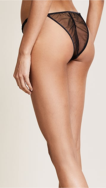 KENDALL + KYLIE Cheeky Mesh Bottoms