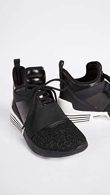 KENDALL + KYLIE Braydin Sparkle Sneakers