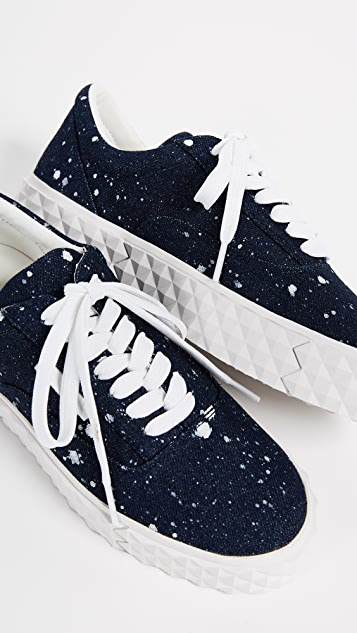 KENDALL + KYLIE Reign Lace Up Sneakers