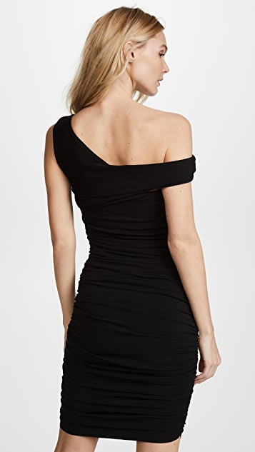 KENDALL + KYLIE Off Shoulder Twist Dress