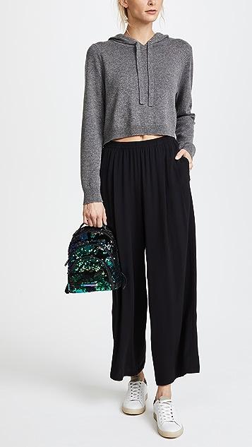 KENDALL + KYLIE Sloane Mini Sequin Backpack