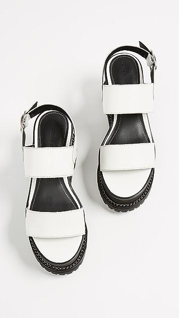 321e1e83021677 ... KENDALL + KYLIE Cady Platform Sandals ...