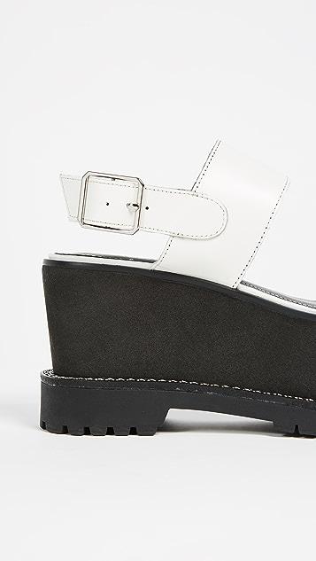KENDALL + KYLIE Cady Platform Sandals