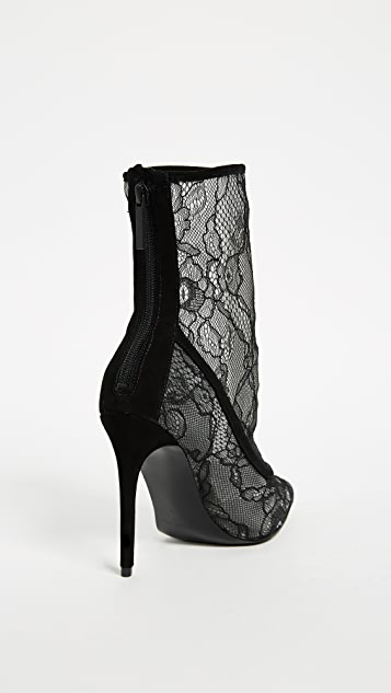 KENDALL + KYLIE Alanna Lace Booties