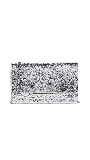 KENDALL + KYLIE Carmela Cross Body Wallet on a Chain