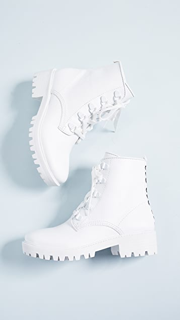 KENDALL + KYLIE Epic Combat Boots