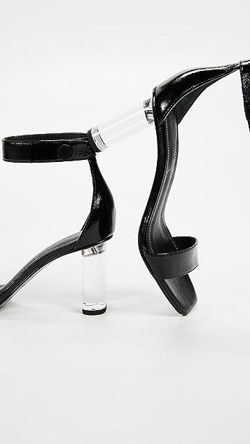 KENDALL + KYLIE Lexx Ankle Strap Sandals