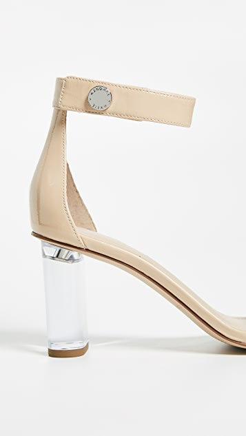 KENDALL + KYLIE Lexx Ankle Strap Sandals