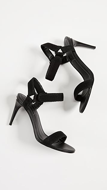 KENDALL + KYLIE Maeve Ankle Strap Sandals