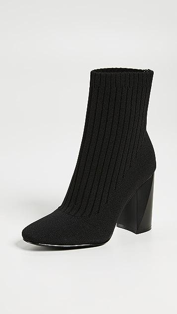 KENDALL + KYLIE Tina Knit Boots