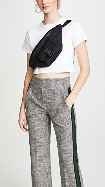 KENDALL + KYLIE Isla Oversized Fanny Pack