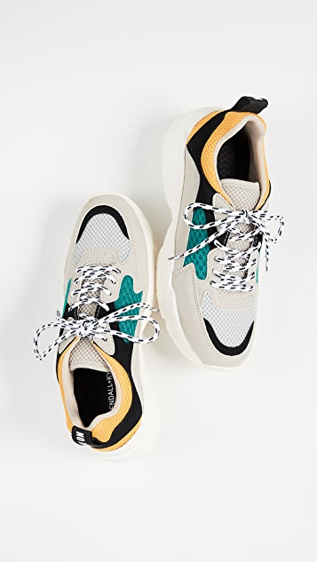 KENDALL + KYLIE Focus Lace Up Sneakers