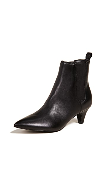 KENDALL + KYLIE Pierce Point Toe Booties